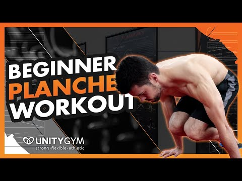 How To Planche [Beginner Tutorial] thumbnail
