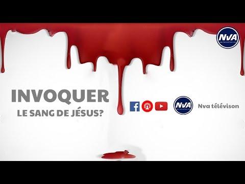 Tude biblique invoquer le sang de christ dans nos - Priere pour couper le sang ...