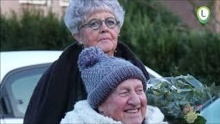 Echtpaar van de Meulen  50 jaar getrouwd, worden verrast met gezang en koets/></a> </div> <div class=