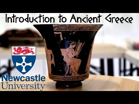 Introduction to Ancient Greece: Pt. 2/3 - Pottery