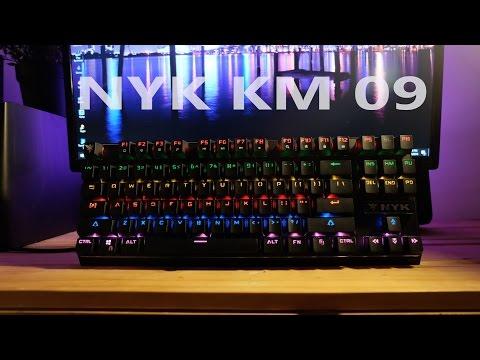 NYK KM-09 - Mechanical Keyboard