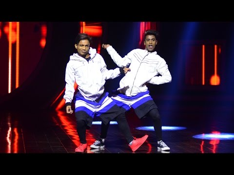 D 4 Dance Reloded I Super Finale I Jerry & Vishak - Chick pak chick pak I Mazhavil Manorama