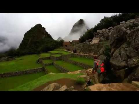 Pre-Columbian Style Flute Music - Inca Trail