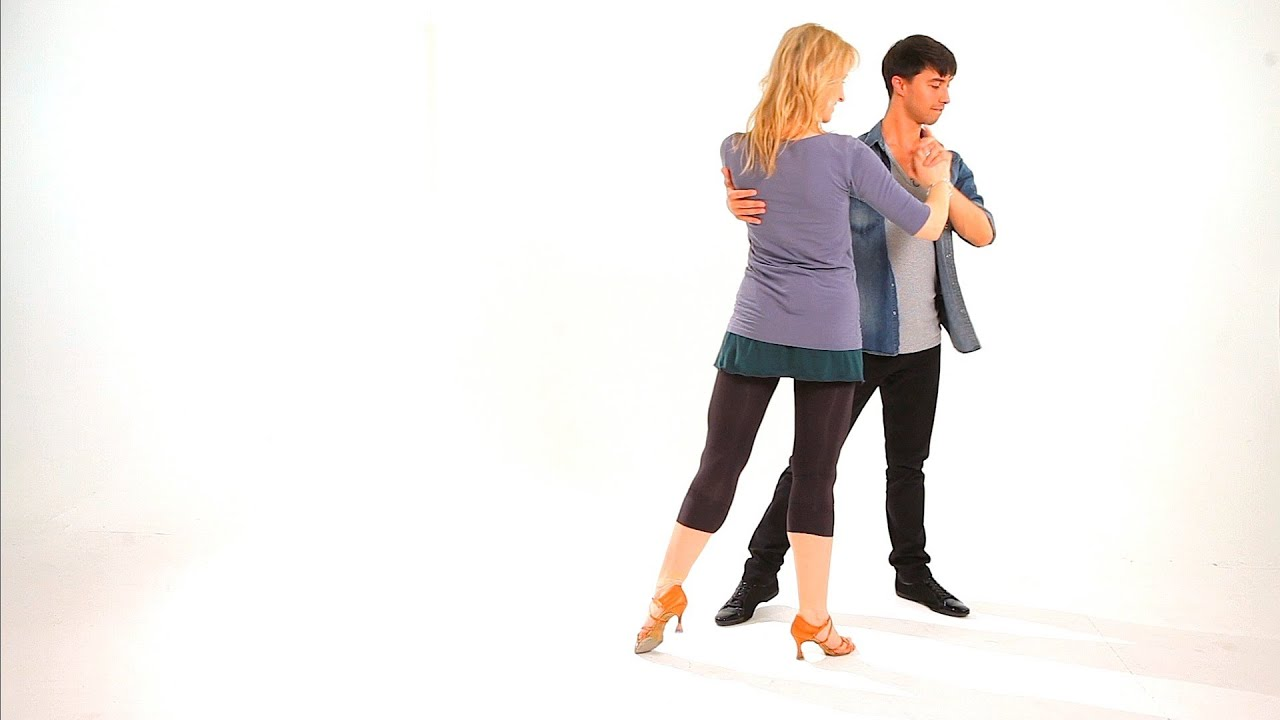 How To Dance Cha-cha Lock Steps