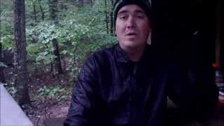 Four Days in Paul Wolfe Shelter on the Appalachian Trail Part 2