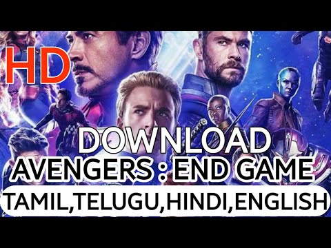 Download Avengers End Game In Tamil HD | Direct Download Link In Description | Technical Tamil