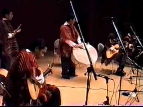 Willy Rios - Tico Tico y Brasilerinho(Concert Osaka avec Takatsu Kinoshita et amigos 1999 juillet)