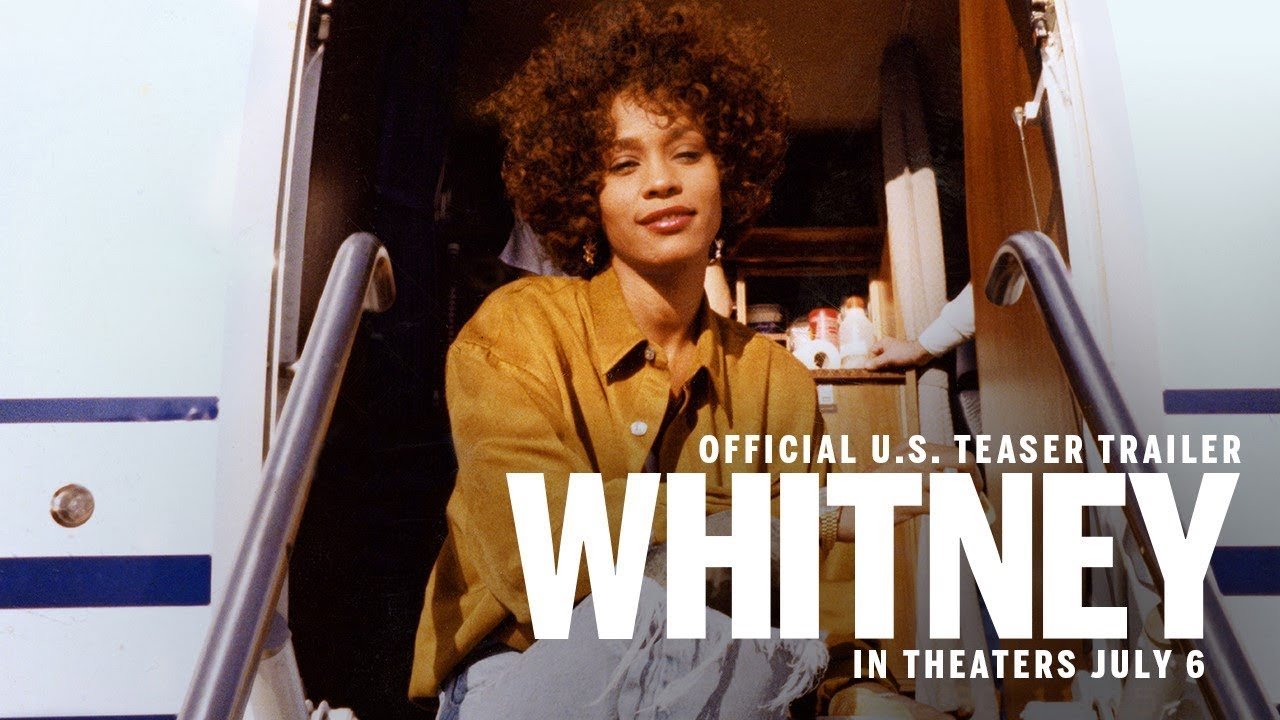 6 July 2018 Released Movie: Whitney Official Teaser Trailer
