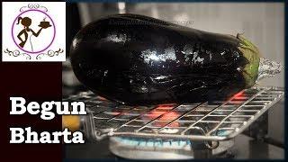 Beguner Bharta | জিভে জল আনার মত পোড়া বেগুনের ভর্তা | Beguner Bhorta Recipe | Begun Pora Vorta