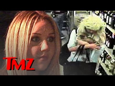 Amanda Bynes - Signs of Schizophrenia, Gasoline Soaked Dog Safe   TMZ