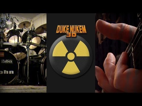 Duke Nukem ☢ Theme for Headbangers