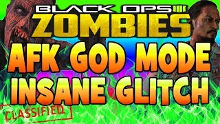 BLACK OPS 4 ZOMBIES GOD MODE GLITCH AFK ROUND SKIP (After Patch 1.07) - NEW BO4 GLITCHES