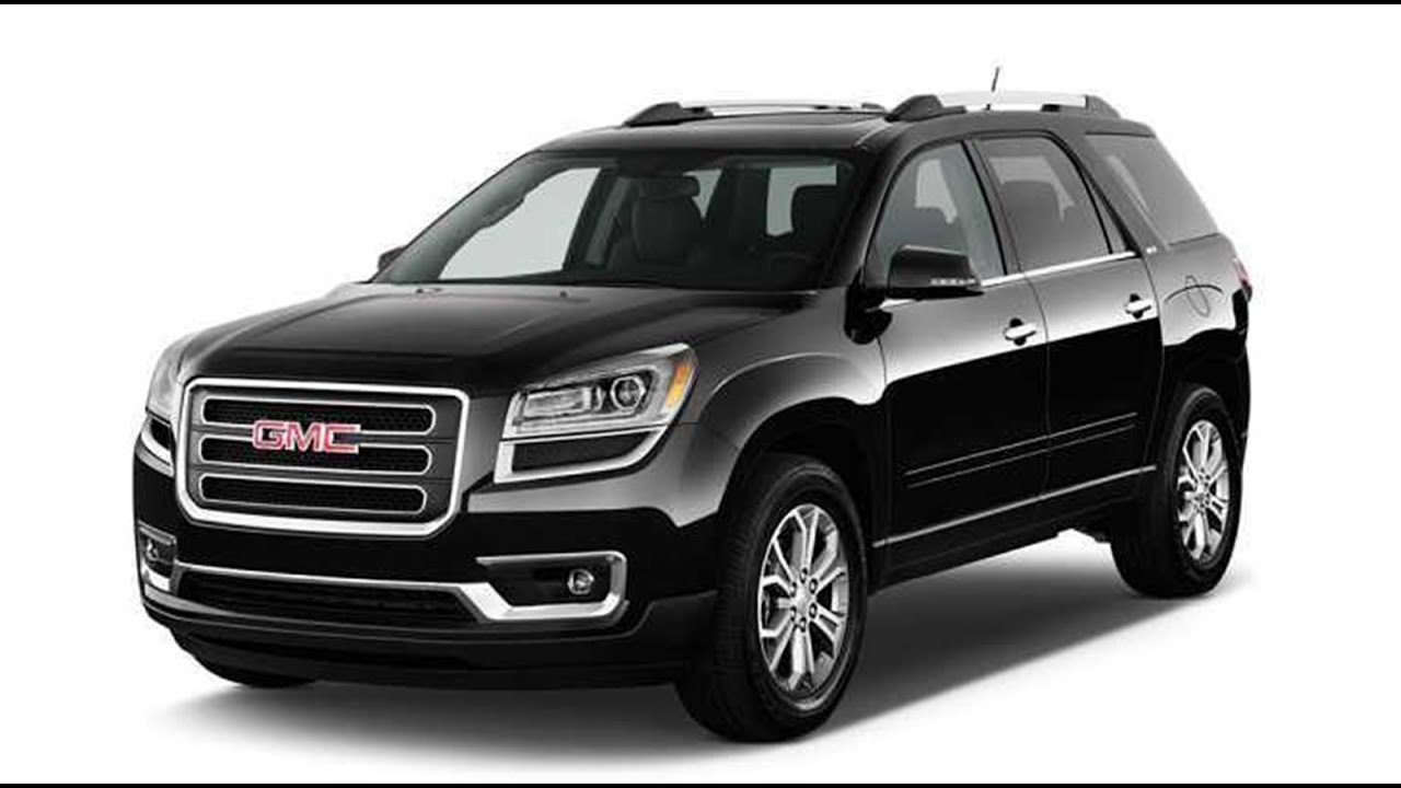 2017 gmc acadia denali redesign exterior interior release date and price youtube. Black Bedroom Furniture Sets. Home Design Ideas