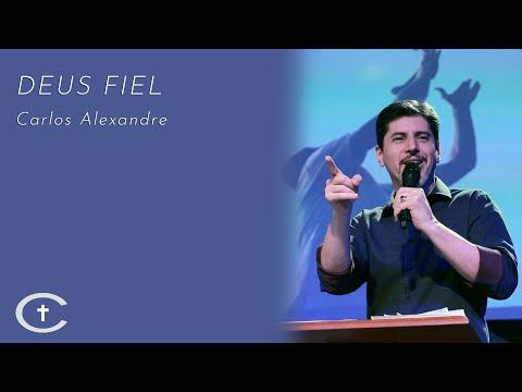 Deus Fiel | Pr. Carlos Alexandre | 29-12-2019