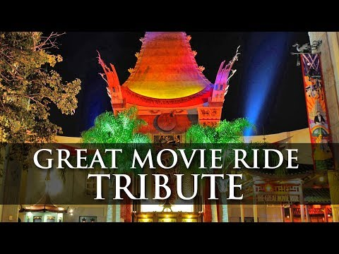 Great Movie Ride Tribute: Full Ride Multi-Angle POV at Disney's Hollywood Studios, Walt Disney World