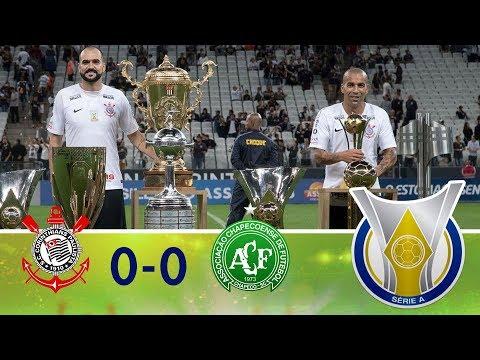 Melhores momentos -  Corinthians 0 x 0 Chapecoense  - Campeonato Brasileiro - (25/11/2018)