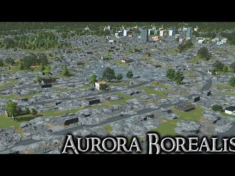 [19] The Great Flood | Cities: Skylines 2017