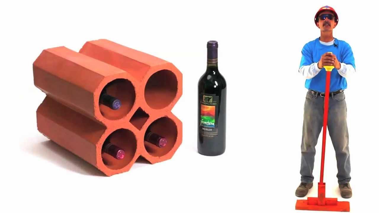 Terracotta Wine Racks  sc 1 st  YouTube & Terracotta Wine Racks - YouTube