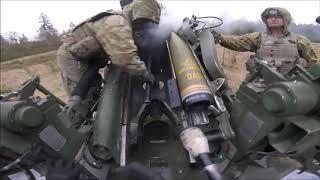 Steel on steel! | Army Field Artillery Montage