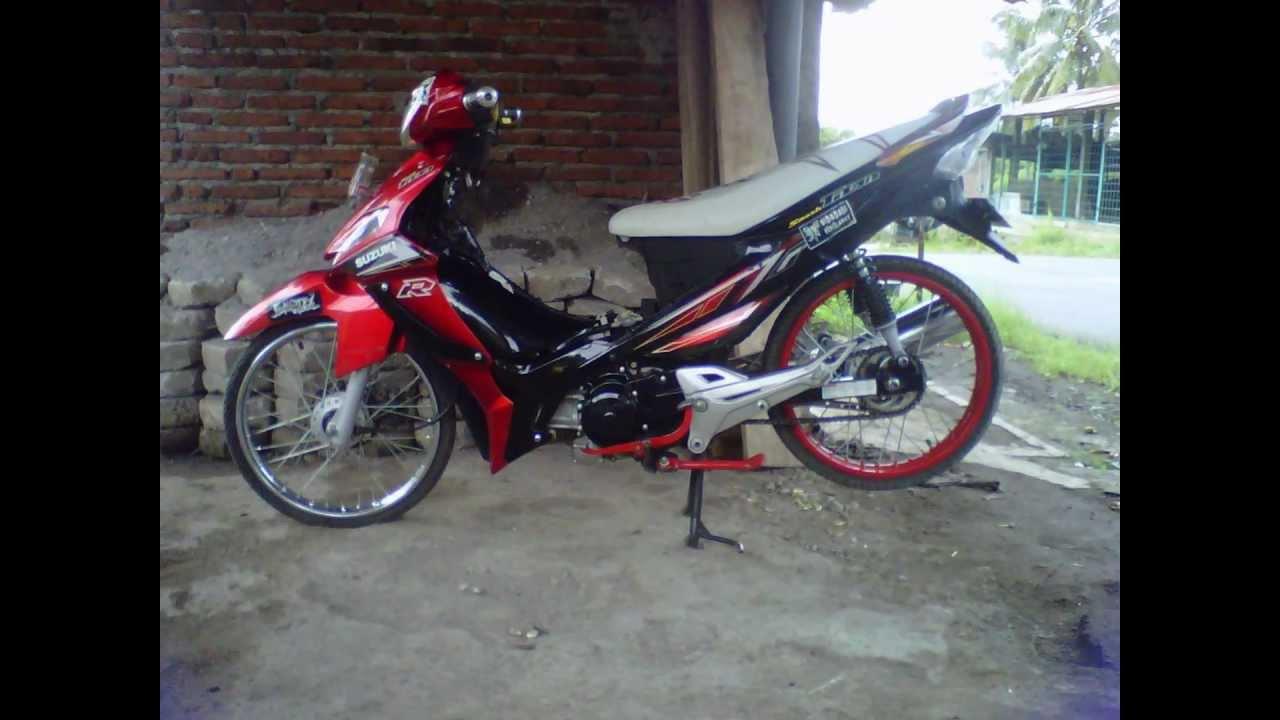 Suzuki Smash  Black Modified