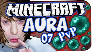 MINECRAFT: AURA PVP SPECIAL ☆ #07 - ICH FALLE! (+Song) ☆ Let