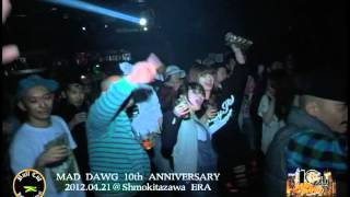 SOUND & FLOOR VOL.2 - MADDAWG INT-L 10th ANNI 2012