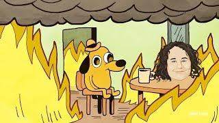 California is BURNING!