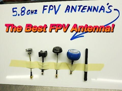 The Best FPV Antenna!