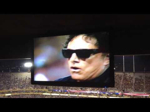 Journey at Sun Devil Stadium 2013-09-28