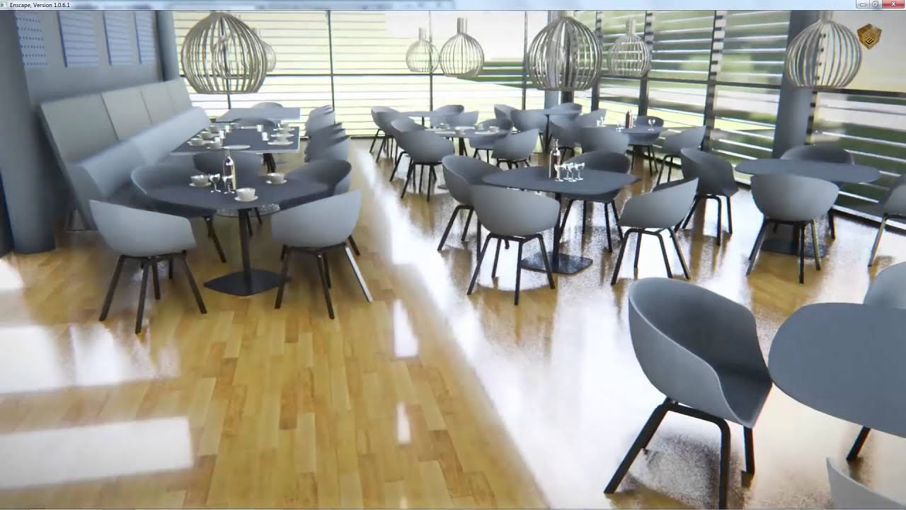 3d Design Furniture Realtime Rendering For Revit With Enscape Youtube