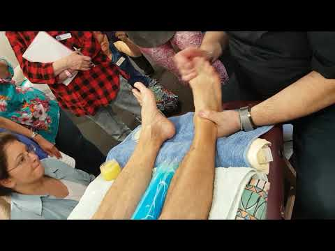 REFLEXOLOGY FOR THE TREATMENT OF PAIN IN SYDNEY, AUSTRALIA - MARCH 2018 - TENDINITIS AND CTS