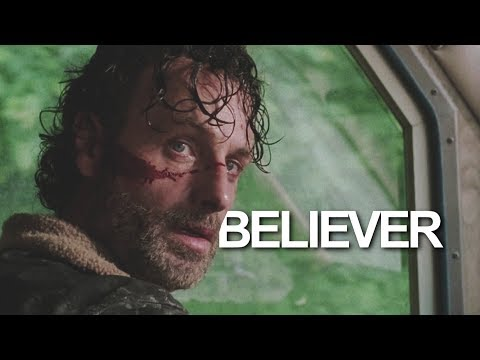 The Walking Dead   Believer [1k COLLAB]