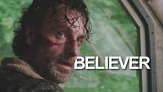 The Walking Dead | Believer [1k COLLAB]