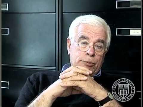 Being Eisenman: Peter Eisenman '54 - YouTube