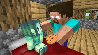 Monster School : Bad Zombie Mother - Minecraft Animation