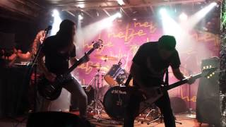 FUNGUS -Menace From Beyond- 22-2-14 sala hebe, vallecas, madrid