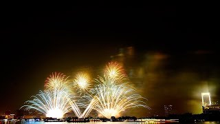 2018.8.11 東京花火大祭 「ダンスミックス」イケブン×DJ DAIKI 4K