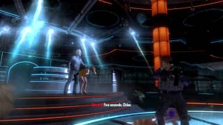 Black Ops 2 Night Club Scene - Skrillex [1080p]