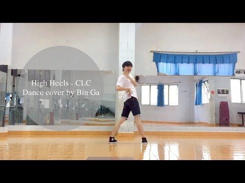 CLC - High Heels (Kpop Dance Cover by Bin Gà from Vietnam)