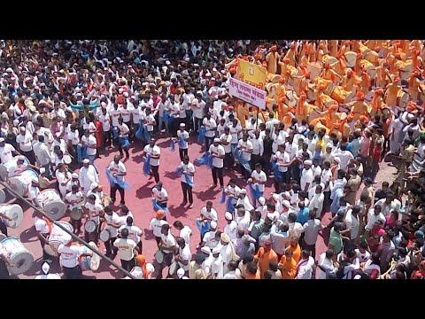 Live Ganpati Visaran - Pune
