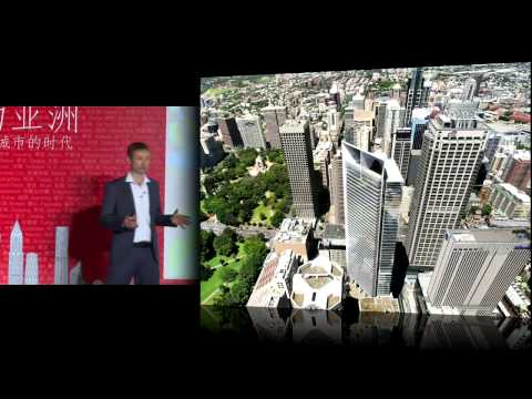 "CTBUH 2012 Shanghai Congress - Lester Partridge, ""Building Energy in Different Climates"""