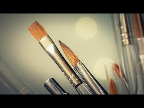 Nail Brushes For Acrylic Nails