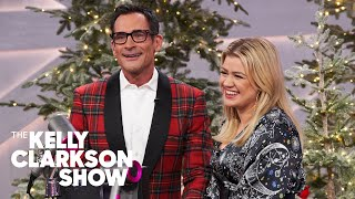 Kelly Gets Holiday Deals From Joyus