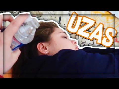 Sipala mi je vodu u usi dok sam spavala