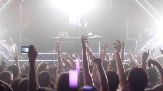 Skrillex - First of the year (Skrillex Concert in Dublin on 2 December 2011)