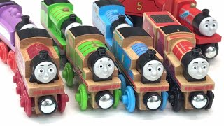 THOMAS & FRIENDS WOOD - What Do YOU Think? What Was Mattel Thinking???
