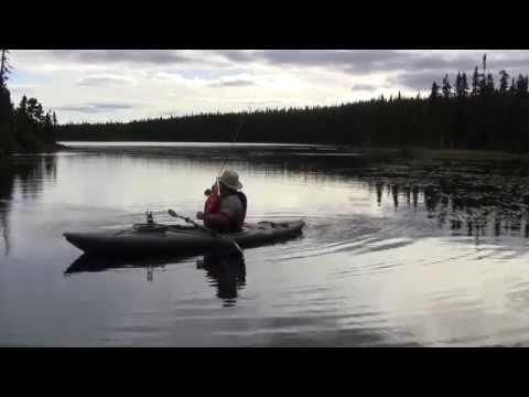 Kayaking Fly Fishing