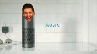 Amazon Echo: Mitch Grassi Edition