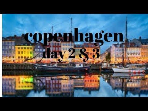 ✈️ copenhagen 2018 🇩🇰 / day 2 & 3 / travel style