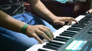 shey amare ashes piano cover by adnan bin zaman